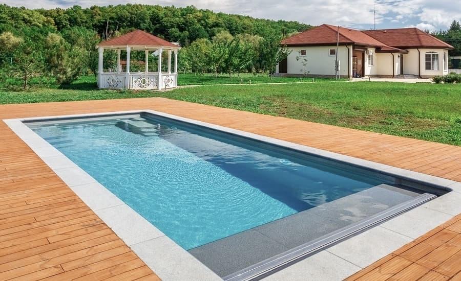 бассейн для дачи цена